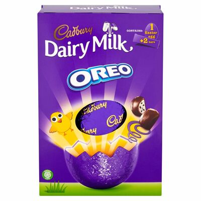 CADBURY OREO LARGE EGG 278G