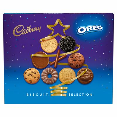 CADBURY & OREO ASSORTMENT BOX 500G