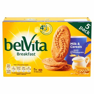 Belvita Milk & Cereals 225g