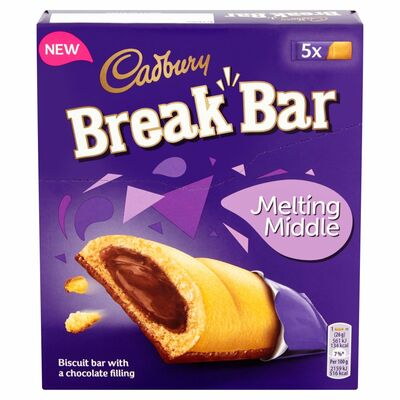 Cadbury Break Bar Chocolate 156g