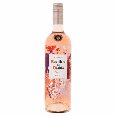 CASILLERO DEL DIABLO SHIRAZ ROSE 75CL