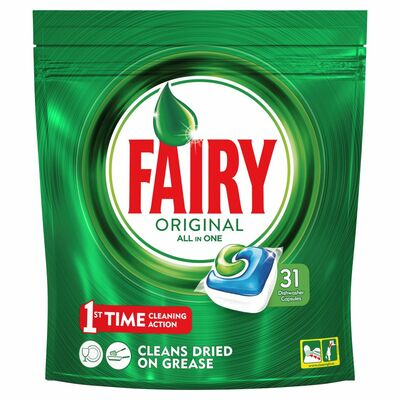 Fairy All In One Original 31pce
