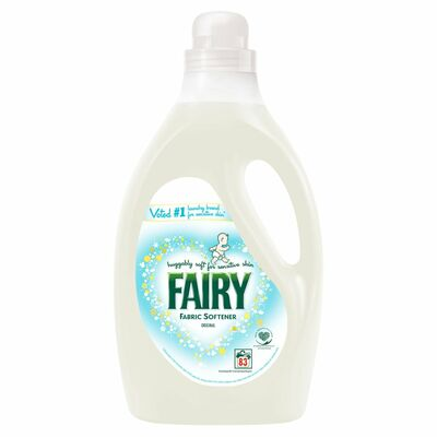 Fairy Fabric Softener 83 Wash Regular 2.9ltr