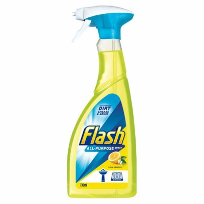 Flash Spray Lemon Fresh 730ml