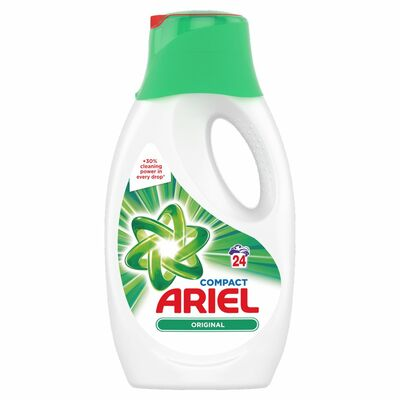 Ariel 3in1 Original 24 Wash 840ml