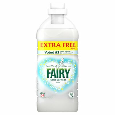 Fairy Original Fabric Softener 1.19ltr