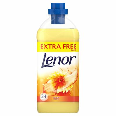 Lenor Fabric Conditioner Summer Breeze 1.19ltr