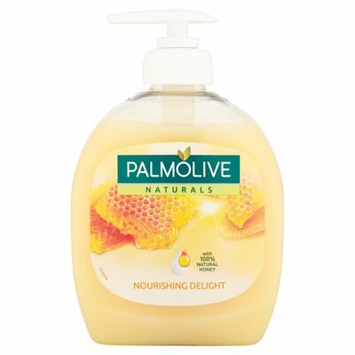 Palmolive Liquid Soap Milk & Honey 300ml