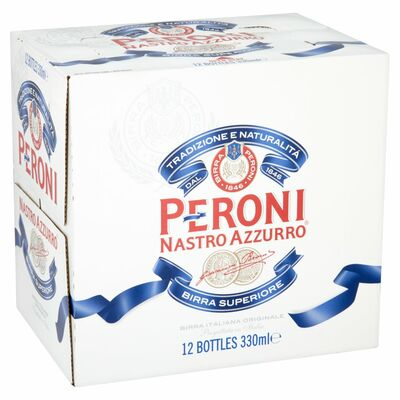 Peroni Bottle Pack 6 x 330ml