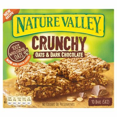 Nature Valley Oats & Chocolate 5 Pack 210g
