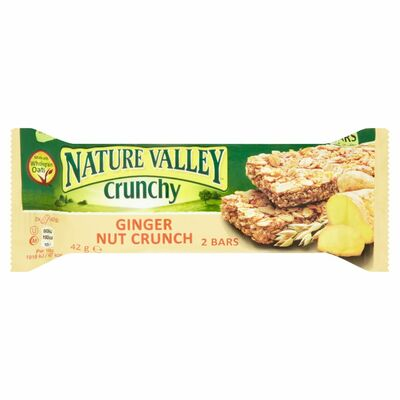 Nature Valley Ginger Nut Crunch Granola Bar 42g
