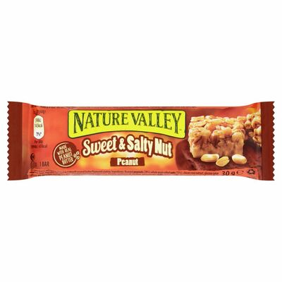 Nature Valley Sweet & Nutty Peanut Bar 30g