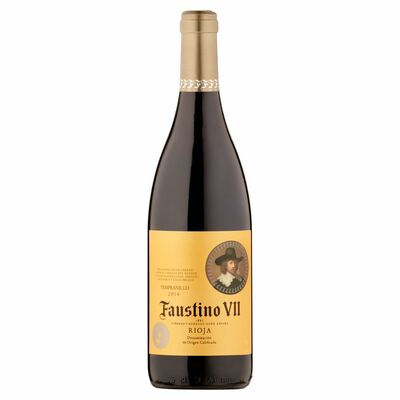 FAUSTINO VII RED 75CL