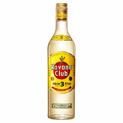 HAVANA CLUB 3 YEAR OLD 70CL