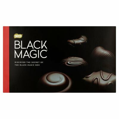 BLACK MAGIC MEDIUM BOX 348G