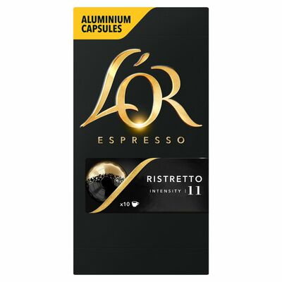 L'Or Ristretto Intensity 50g