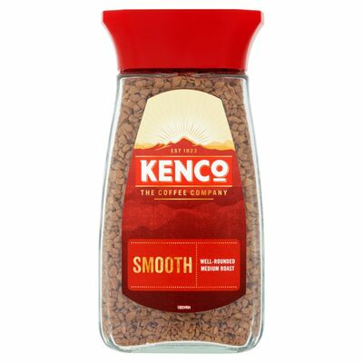 KENCO REALLY SMTH COFFEE 100G