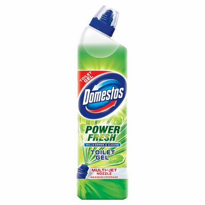 Domestos Power Fresh Toilet Gel Lime 700ml