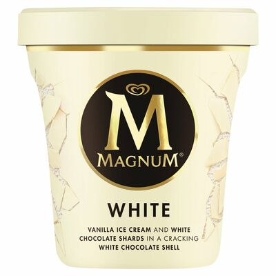 Magnum Pint White 440ml