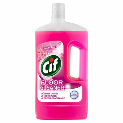 Cif Wild Orchid Floor Cleaner 1ltr