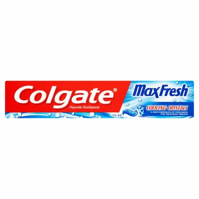 Colgate Max White Fresh Blue Toothpaste 75ml