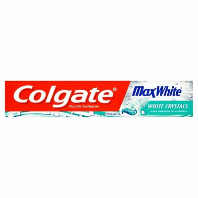 Colgate Max White Toothpaste 75ml