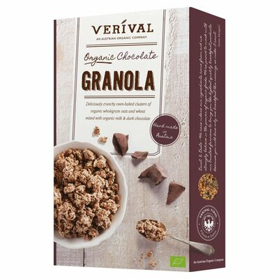 Verival Granola Chocolate 375g