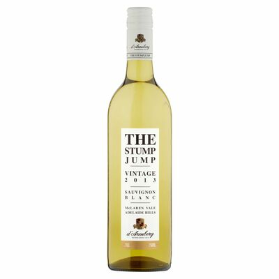 D'Arenberg The Stump Jump Sauvignon Blanc 75cl