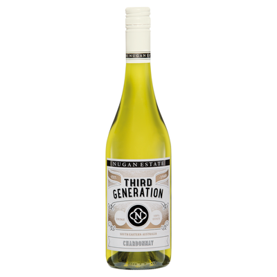 Nugan Estate Third Generation Chardonnay 75cl