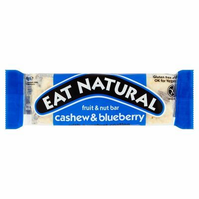 Eat Natural Cashews, Blueberries & Yogurt 45g