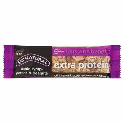 Eat Natural Extra Fibre 45g