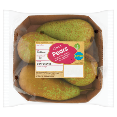 Centra Fresh Irish Pear Tray