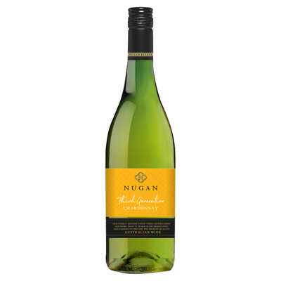 NUGAN ESTATE 3RD GEN CHARDONNAY 75CL