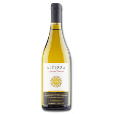 Alterra Special Reserve Chardonnay 75cl