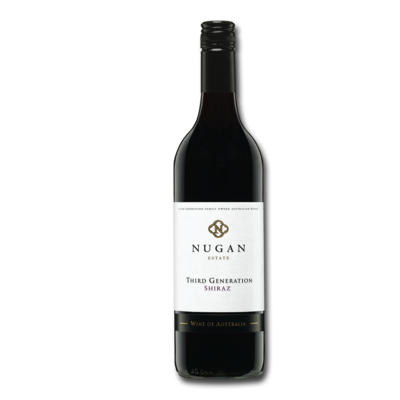 NUGAN ESTATE 3RD GEN SHIRAZ 75CL
