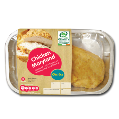 Centra Fresh Irish Chicken Maryland 350g