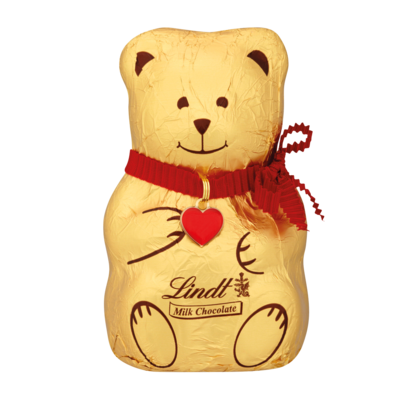LINDT TEDDY BEAR 100G