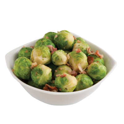 Centra Christmas Brussels Sprouts Bacon Herb Butter 400g