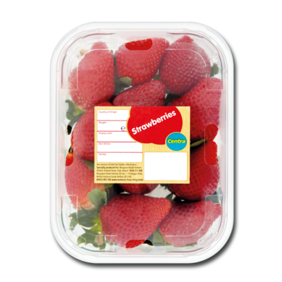 Centra Strawberry Punnet 227g