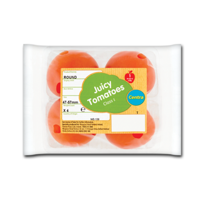Centra Fresh Irish Tomato Tray