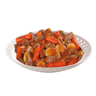 CENTRA FRESH IRISH DICED BEEF 410G