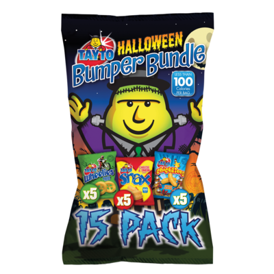 Tayto Bumper Bundle 15 Pack 270g