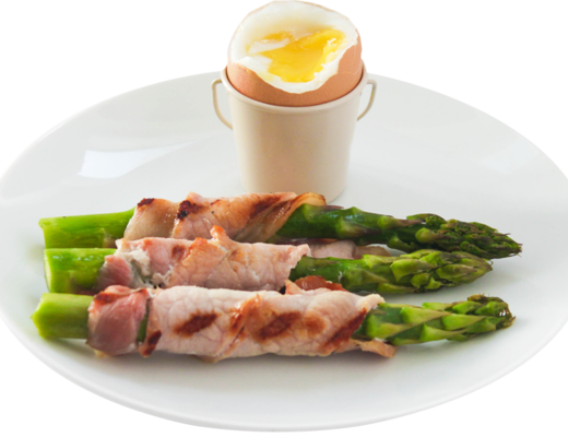 ... Recipe Ideas » Breakfast » Asparagus Soldiers and Soft Boiled Eggs