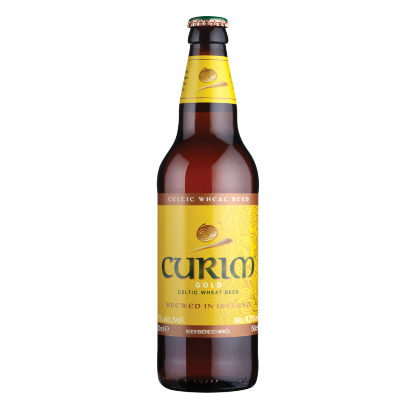 Curim Gold CelticWheatBeer 500ml