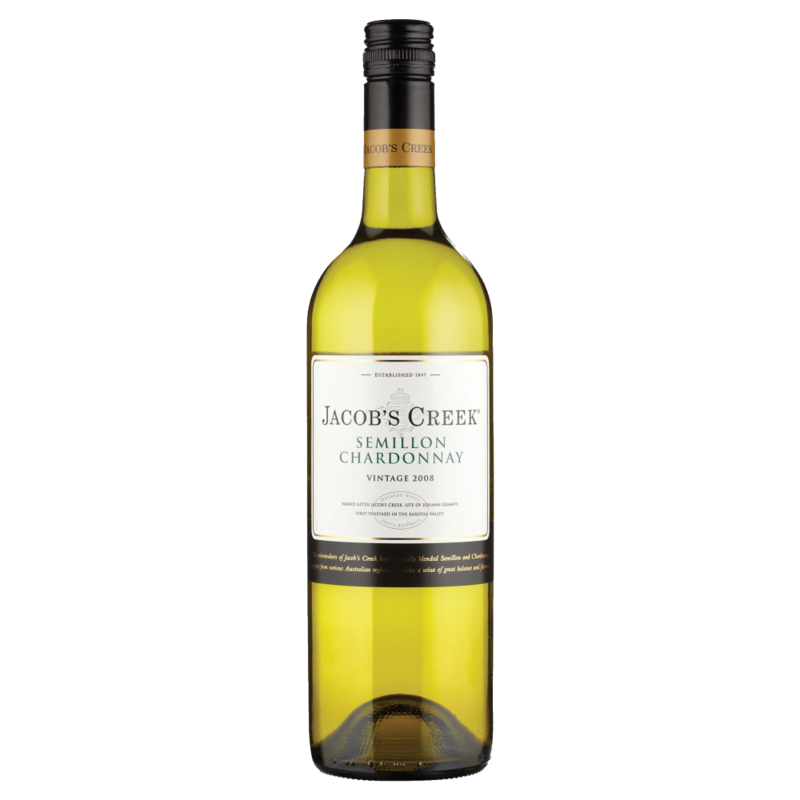 Jacob s Creek Semillon Chardonnay 750ml