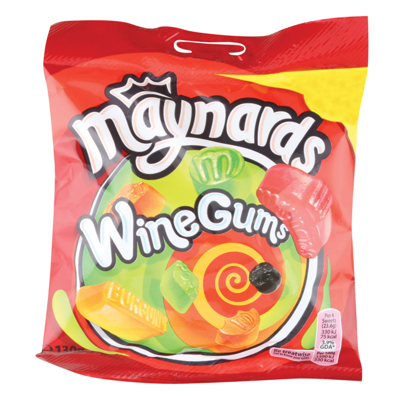 Maynards Wine Gums 130g