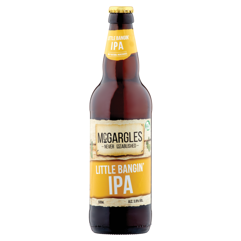 McGargles Little Bangin  IPA 500ml 5391525111346