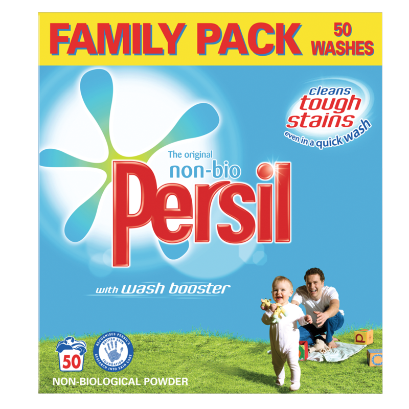 Persil Laundry Powder Non Bio 50 Wash 4.25kg