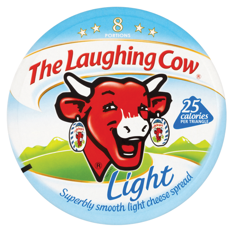 The Laughing Cow Light Cheese Spread 8 Portions 14