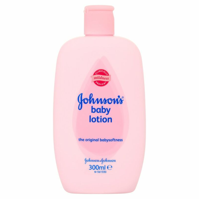 JOHNSON'S® Baby Lotion 300ml